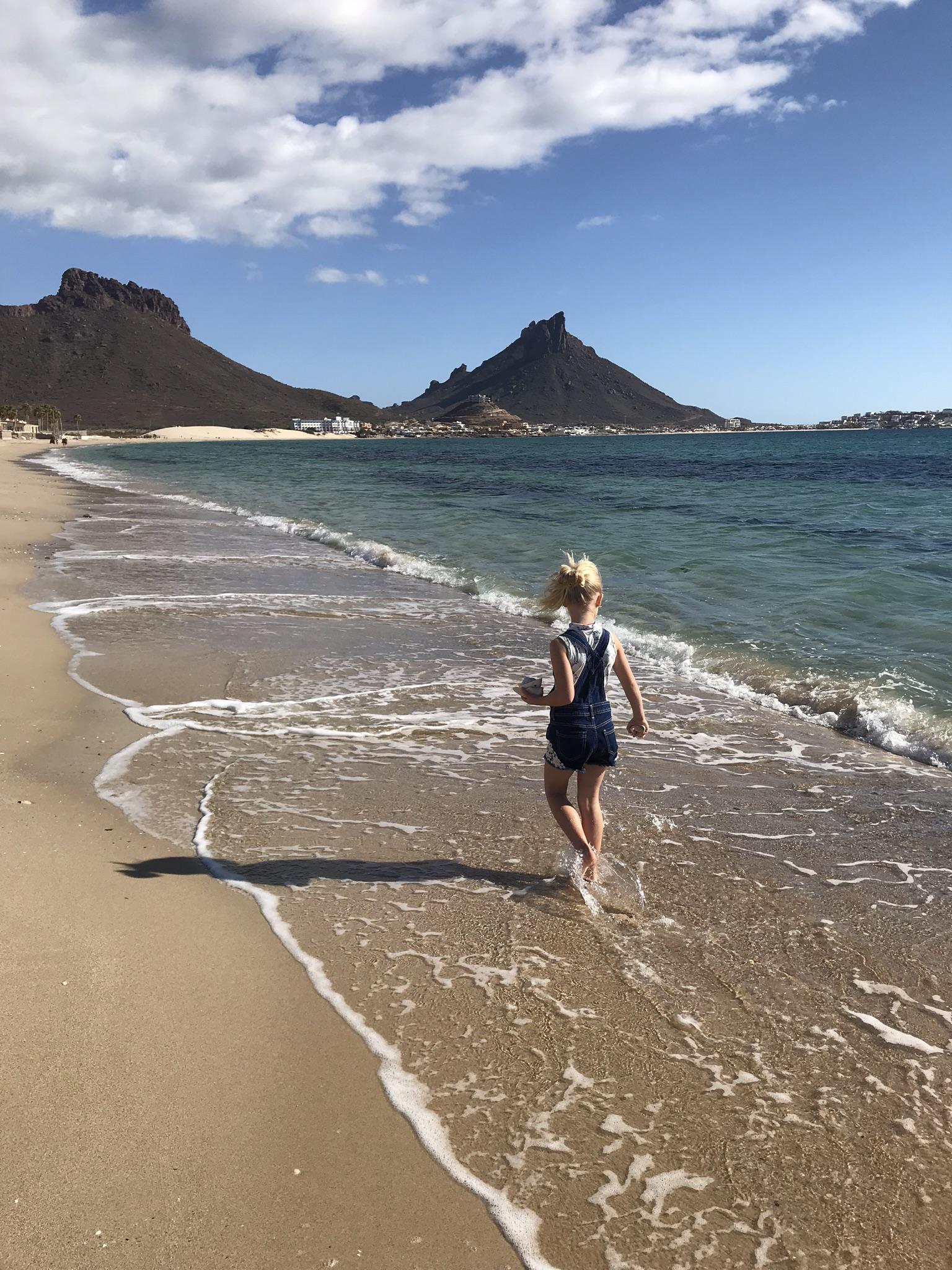 San Carlos-hidden destination beach