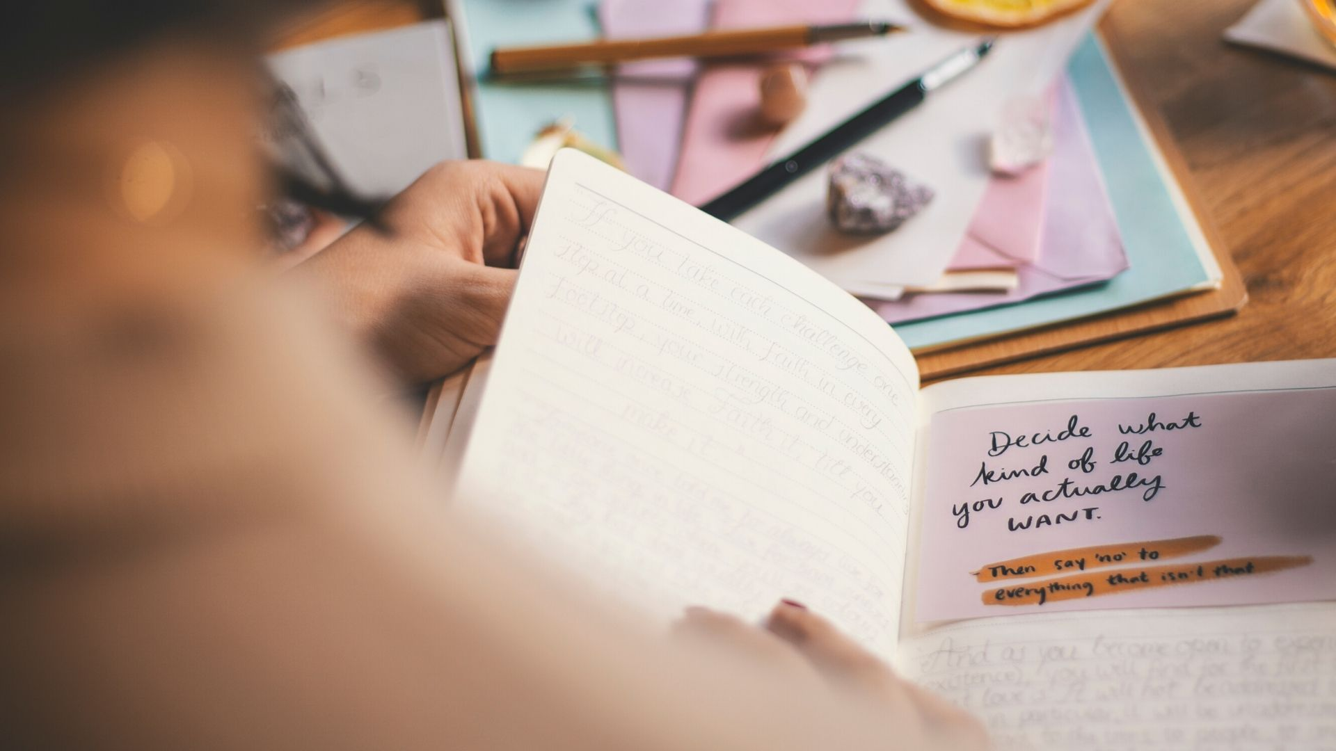 Journaling: A Tool to Help You Keep Your Resolutions