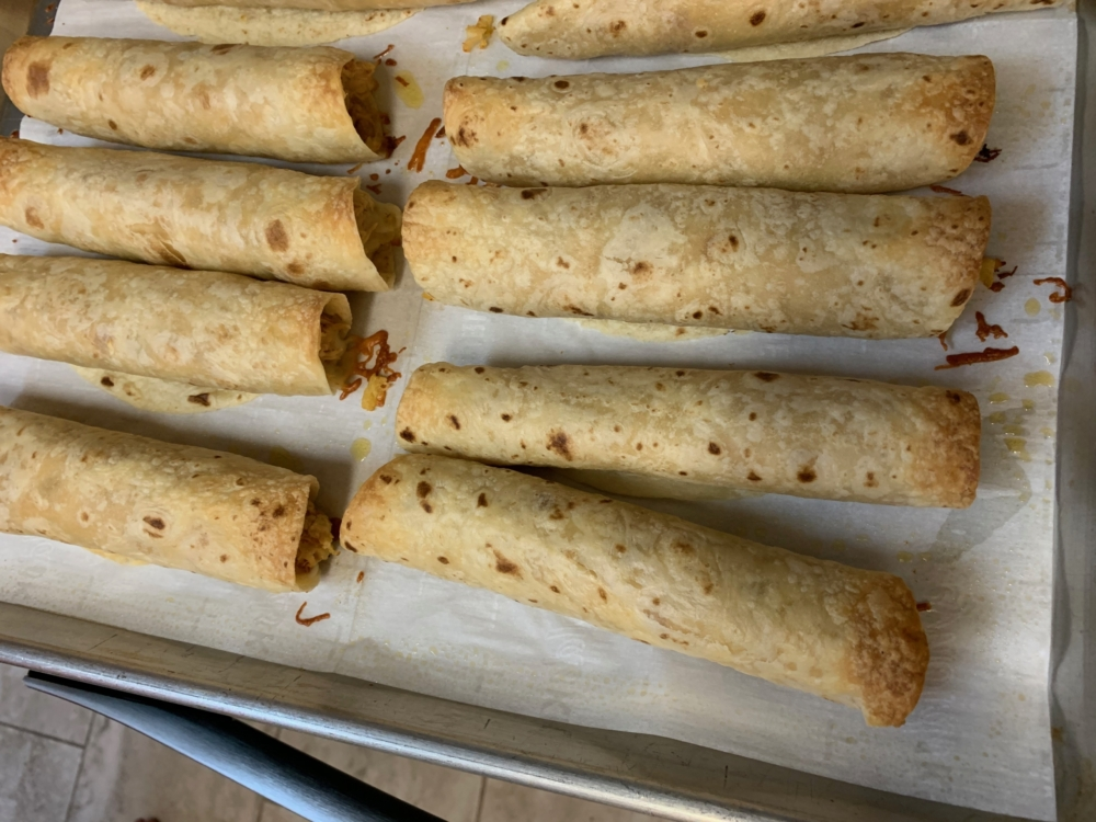 Chicken Flautas Recipe